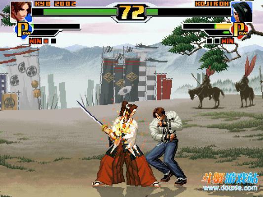 拳皇DIY版可选200人游戏截图(3)