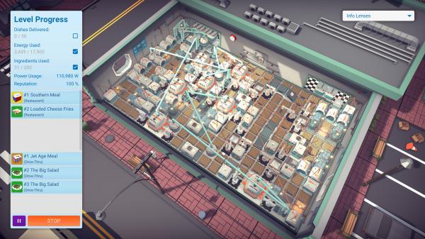 自动化餐厅游戏截图(2)