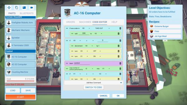 自动化餐厅游戏截图(5)
