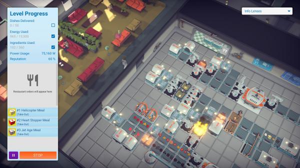 自动化餐厅游戏截图(6)