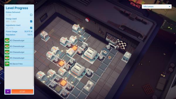 自动化餐厅游戏截图(9)