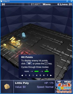微巨塔防游戏截图(2)