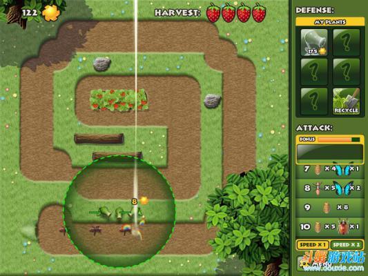 草莓保卫战游戏截图(3)
