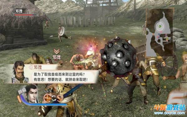 真三国无双6中文版游戏截图(1)