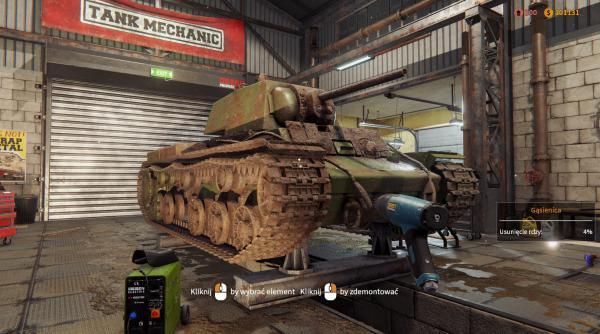 坦克机械师模拟器游戏截图(1)