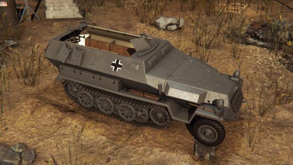坦克机械师模拟器游戏截图(6)