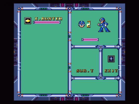 洛克人X3游戏截图(2)