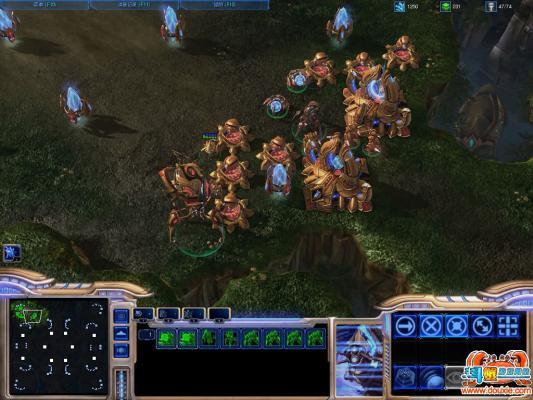 星际争霸2beta(AI+地图)整合包游戏截图(3)