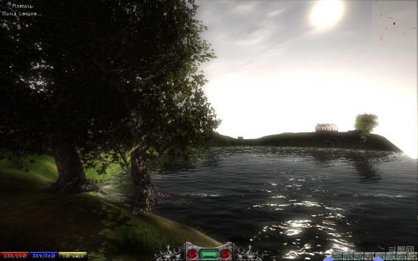 恶意阿克兰诺克斯之剑游戏截图(3)