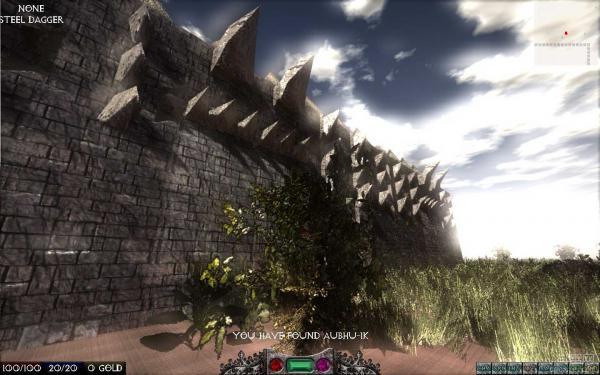 恶意阿克兰诺克斯之剑游戏截图(4)