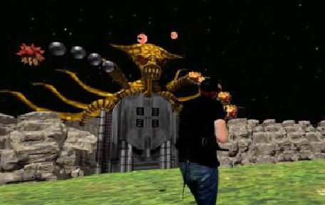 魂斗罗VR游戏截图(1)
