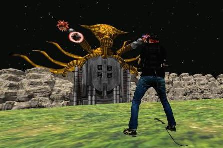 魂斗罗VR游戏截图(2)