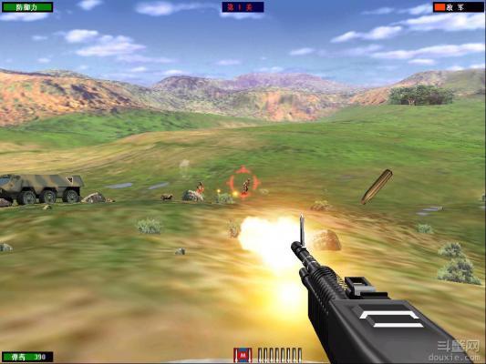 抢滩登陆战2012中文版游戏截图(3)