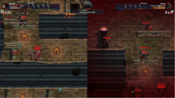 来自阴影游戏截图(1)