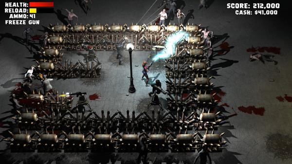 又一个僵尸塔防HD游戏截图(7)