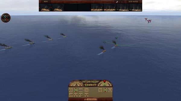 钢铁覆盖:墨西哥湾1864年游戏截图(1)