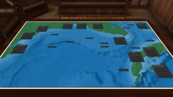 钢铁覆盖:墨西哥湾1864年游戏截图(3)
