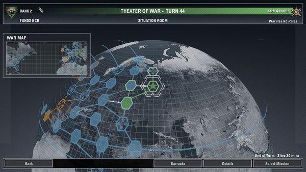 汤姆克兰西之终结战争游戏截图(1)
