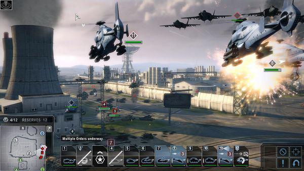 汤姆克兰西之终结战争游戏截图(2)