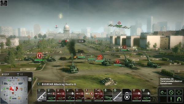 汤姆克兰西之终结战争游戏截图(3)