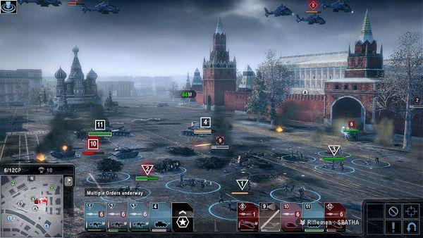 汤姆克兰西之终结战争游戏截图(4)