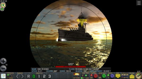 战术潜艇v1.7.42版游戏截图(2)