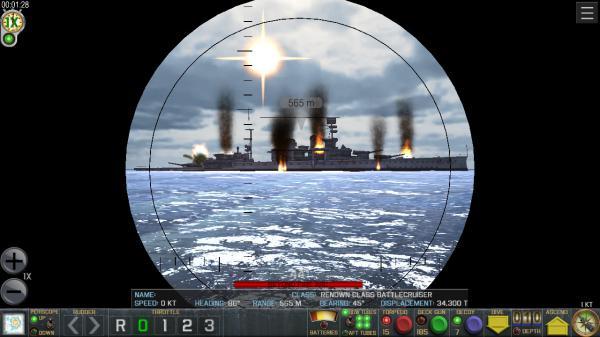 战术潜艇v1.7.42版游戏截图(3)