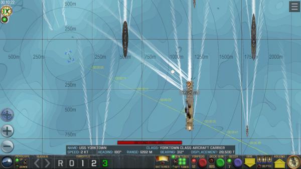 战术潜艇v1.7.42版游戏截图(5)