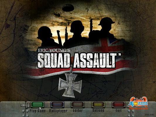团队攻击:西线战斗游戏截图(1)