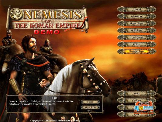 罗马帝国:复仇女神游戏截图(1)