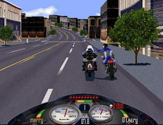 暴力摩托车游戏截图(4)