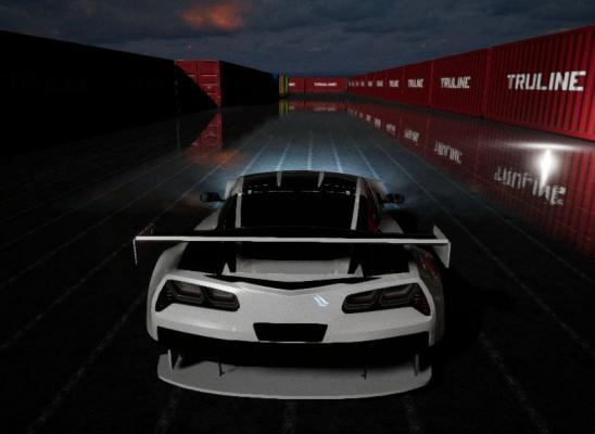 纳什赛车2:肌肉车游戏截图(1)