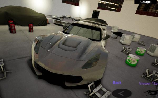 纳什赛车2:肌肉车游戏截图(2)