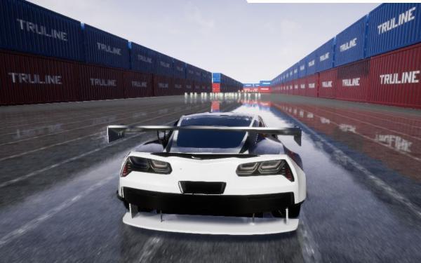 纳什赛车2:肌肉车游戏截图(3)