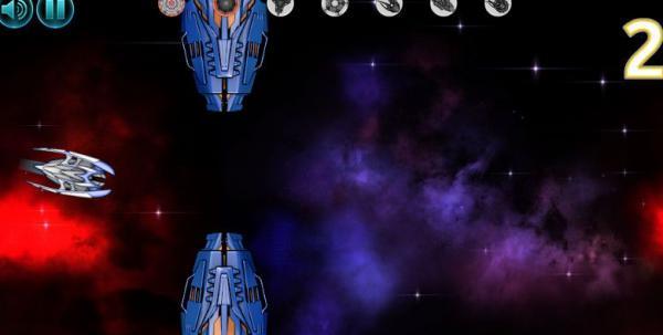 Flappy Galaxy游戏截图(2)
