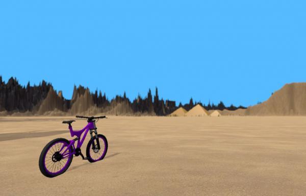 荒野单车游戏截图(2)
