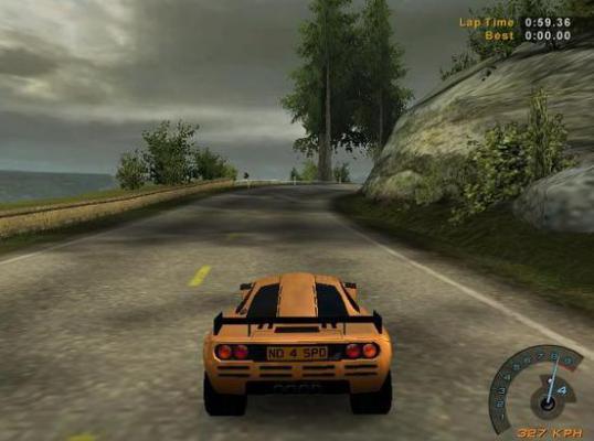 极品飞车6热力追踪2游戏截图(3)
