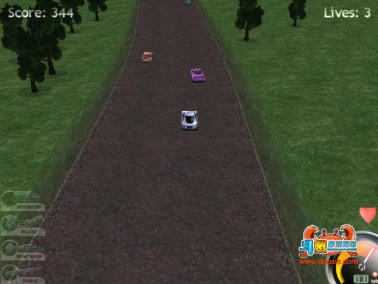 公路追缉令(Highway Pursuit)游戏截图(1)