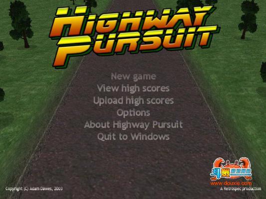公路追缉令(Highway Pursuit)游戏截图(2)