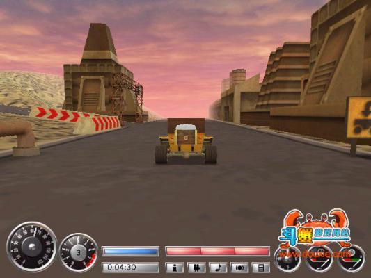 Buzzing Cars 任务型赛车游戏截图(1)