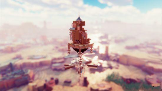 空中王国游戏截图(4)