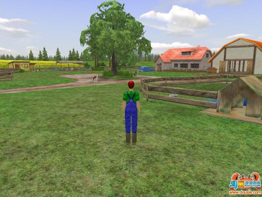 开心农场游戏截图(1)