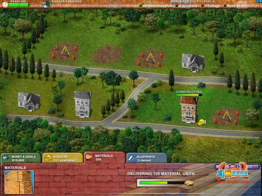 地产大亨3游戏截图(1)