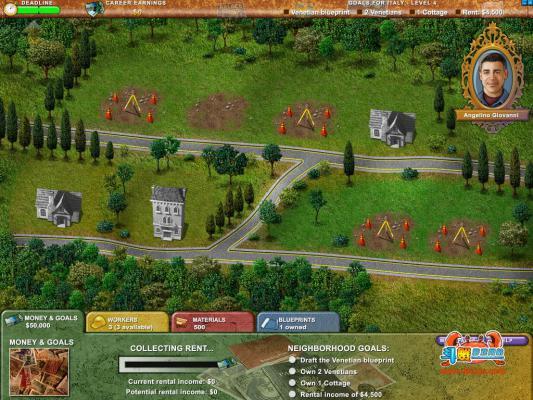 地产大亨3游戏截图(2)