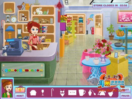 购物助理游戏截图(1)