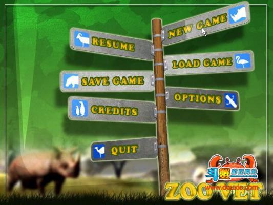 动物园兽医游戏截图(2)