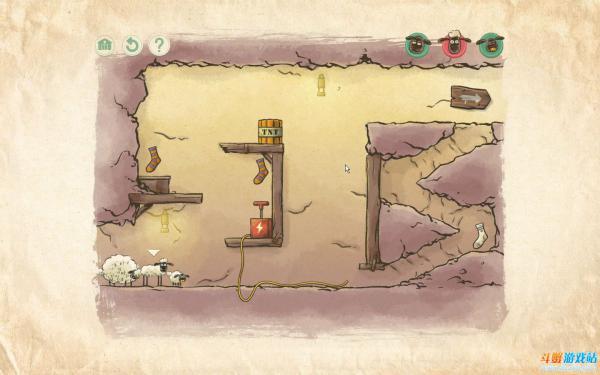 绵羊回家2中文版游戏截图(1)