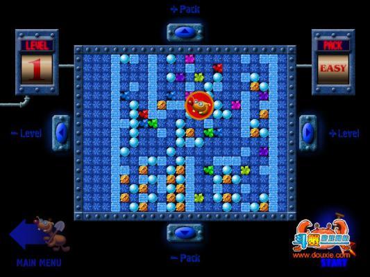 鼹鼠的宝藏冬季版游戏截图(1)