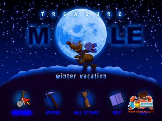 鼹鼠的宝藏冬季版游戏截图(2)