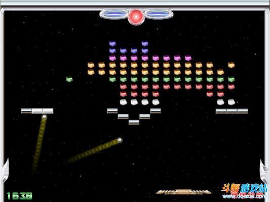 银河砖块游戏截图(1)